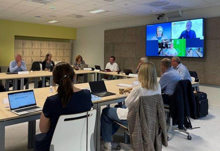 Nytt møte i Kompetansebehovsutvalget 4.–5. oktober